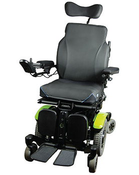 Rovi® with Motion Concepts Power Seating System
