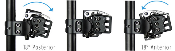 Compass 4 Hardware Angle Adjustability
