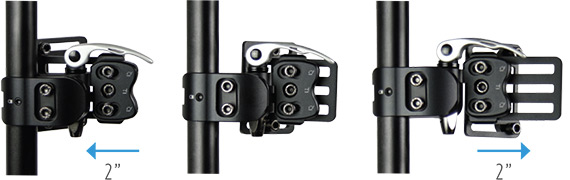 Compass 4 Hardware Depth Adjustability